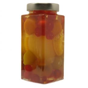 Mostarda Classica Cremonese 7 frutti - Dettaglio Frutta