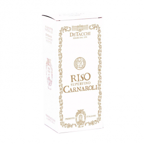 Traditional Carnaroli Rice...