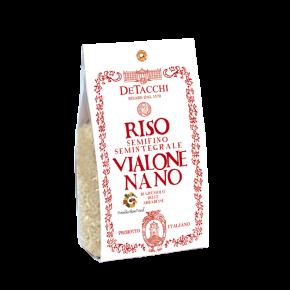 50% unpolished Vialone Nano Rice 500gr.