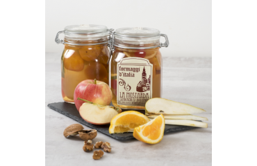 Cremonese Mustard: a candied fruit work of art